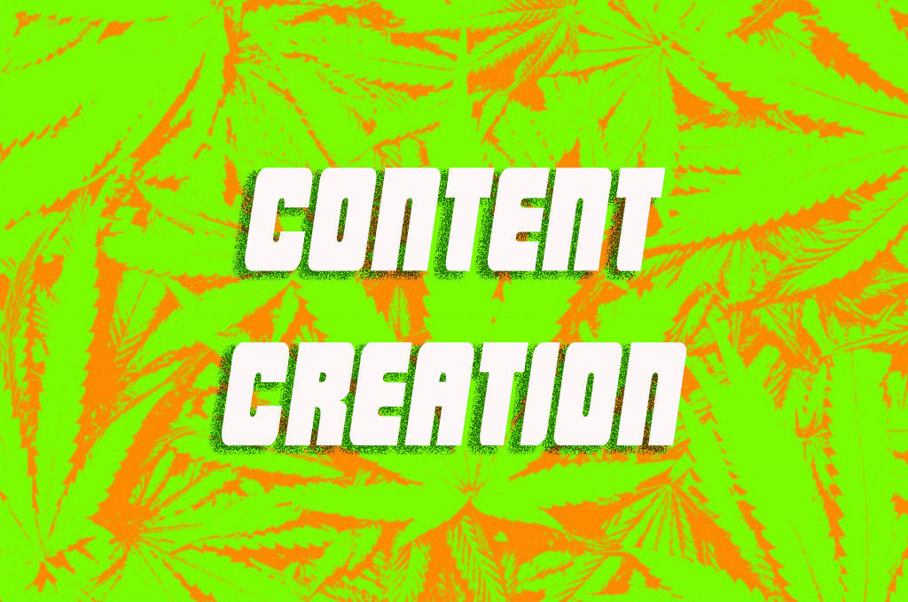 Cannabis Promotion and Marketing: Cannabis Content