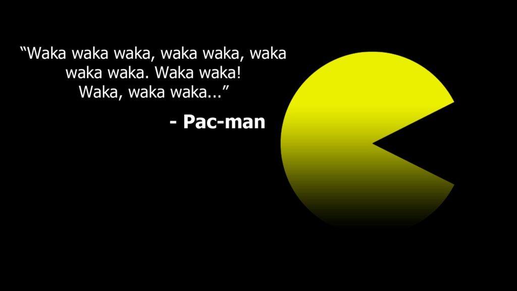 pacman waka canman