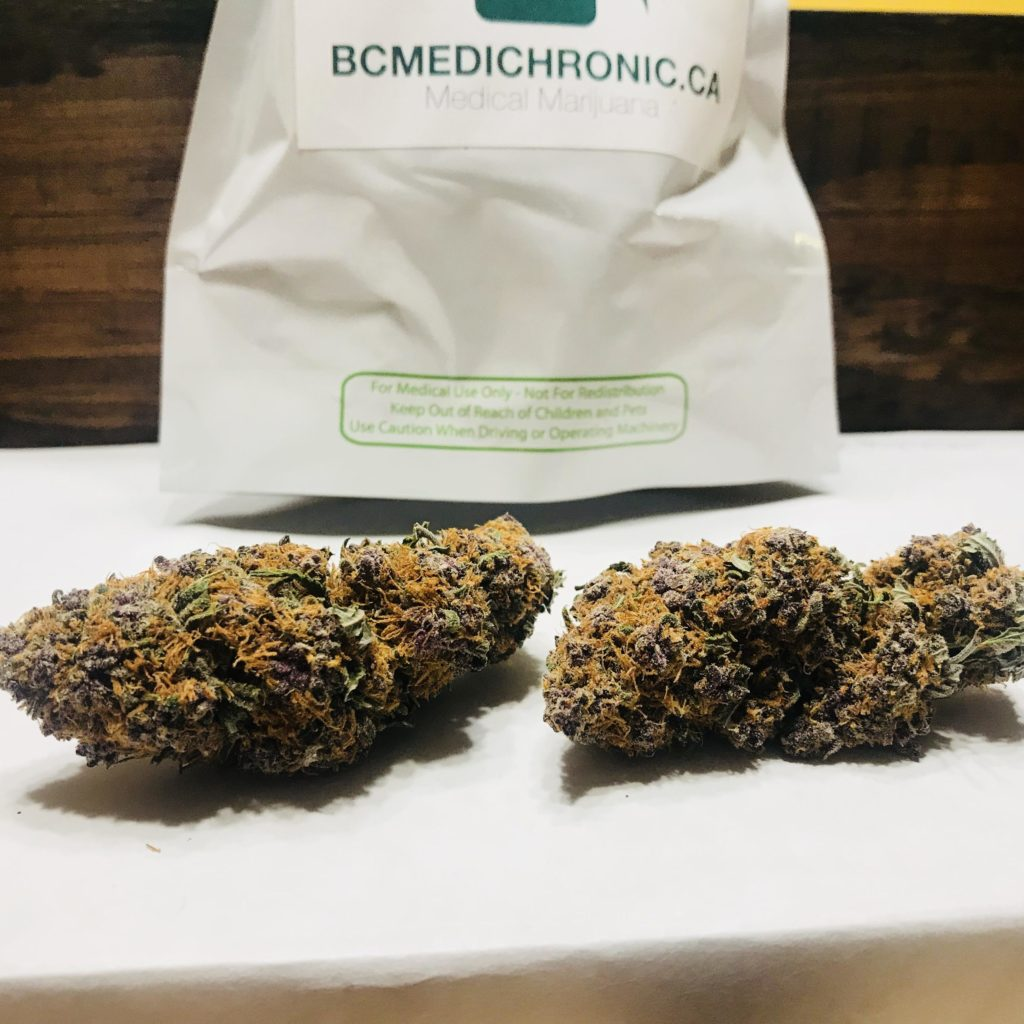 BC Medi Chronic Cannabis Delivery