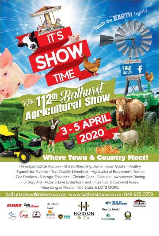 Bathurst Show 2020