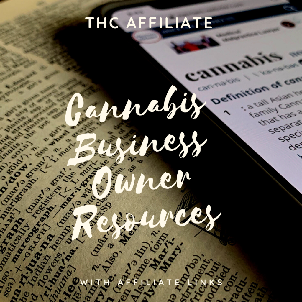 Cannabis Business owner